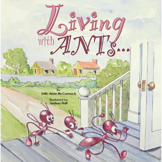 Living With ANTs (Automatic Negative Thoughts)