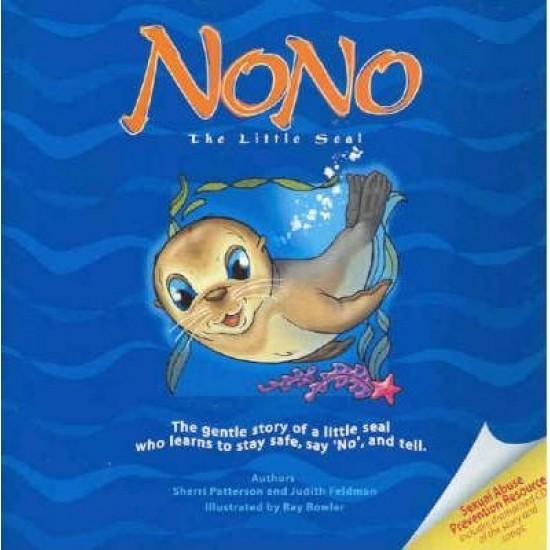 NoNo the Little Seal by Sherri Patterson and Judith Fieldman (Book & CD)